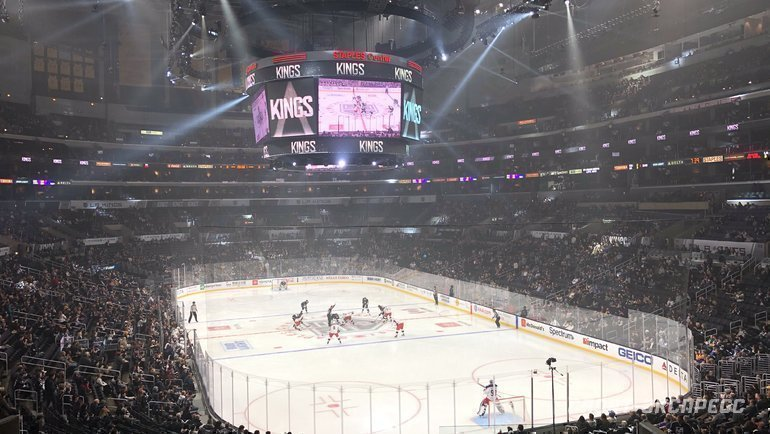 Как работают клубы: «Лос-Анджелес Кингз». Фото «СЭ»