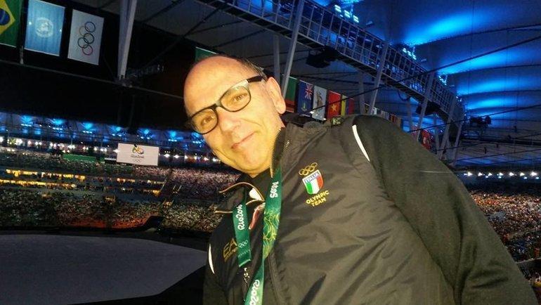Джорджо д'Урбано. Фото Facebook