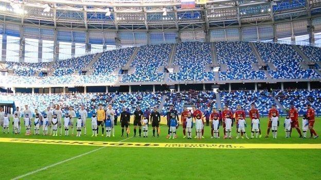 Как жить нашему футболу втекущей экономической ситуации. Фото ФК «Тамбов»