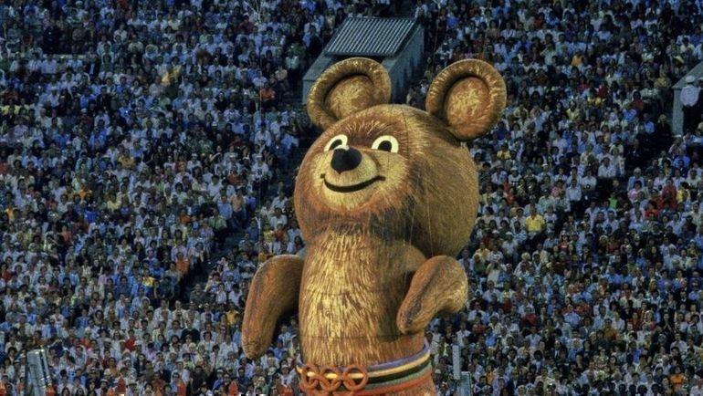 Олимпиада-1980. Фото Reuters