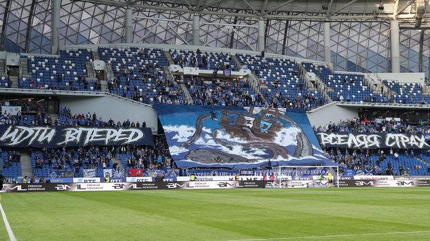 По сравнению с прошлым сезоном, у «Динамо» на матчах стало больше зрителей на целых 70 процентов. Фото Федор Успенский, «СЭ» / Canon EOS-1D X Mark II