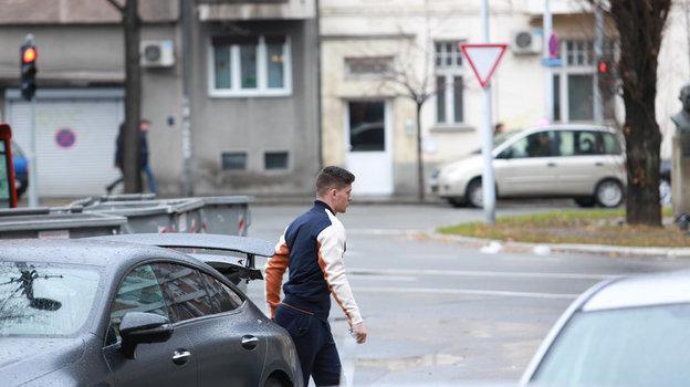 Лука Йович. Фото sport.blic.rs