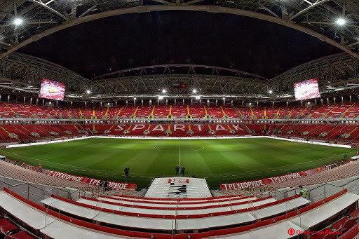 «Открытие Арена». Фото Официальный сайт стадиона