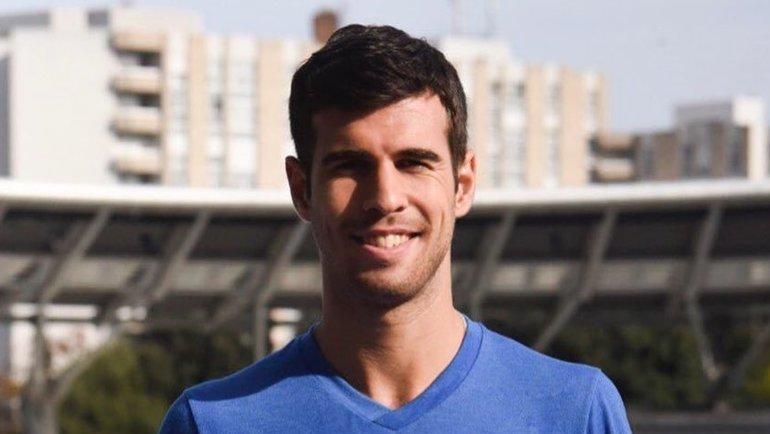 Карен Хачанов. Фото Instagram теннисиста