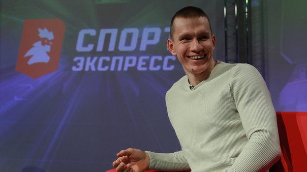 Александр Большунов. Фото Александр Федоров, «СЭ» / Canon EOS-1D X Mark II
