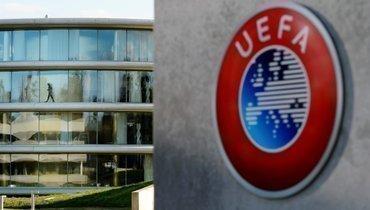 УЕФА предложил три варианта: завершить сезон 30июня, 31июля или 31августа.