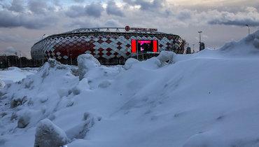 Стадион «Открытие Арена».
