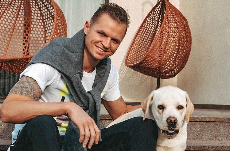 Дмитрий Тарасов. Фото instagram.com