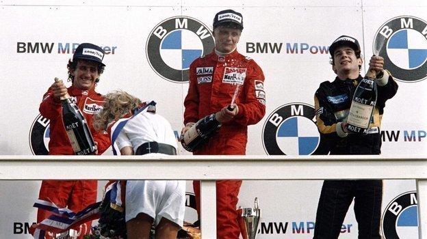 «Его главной мотивацией было победить меня». Прост против Сенны— главное противостояние «Формулы-1»
