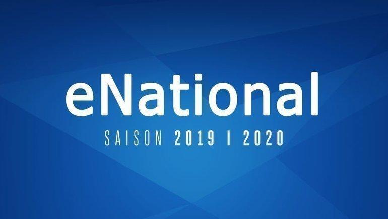 Логотип киберспортивного турнира 3-го дивизиона Франции. Фото Twitter