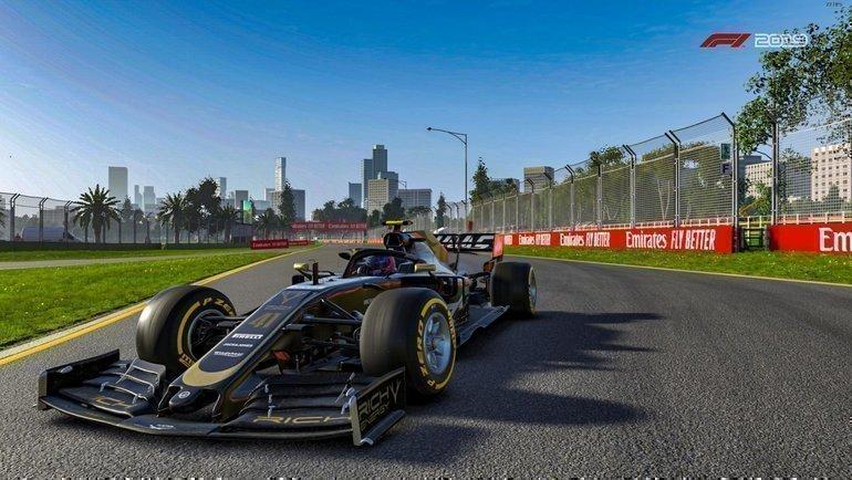 F1 2019.