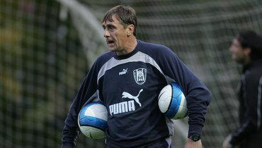 2006 год. Александр Уваров.