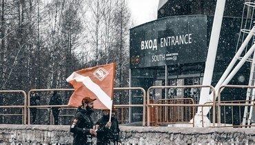 Фанаты «Спартака» добежали изМосквы доТулы наотмененный матч с «Арсеналом»