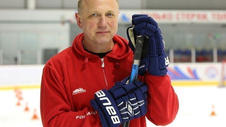 Сергей Немчинов. Фото ХК «Адмирал».