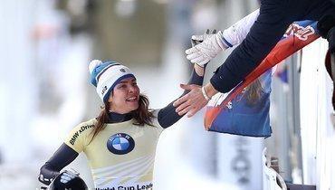 Никитина— чемпионка России поскелетону