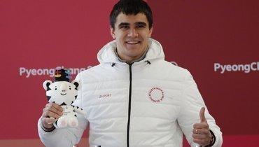 Трегубов— чемпион России поскелетону