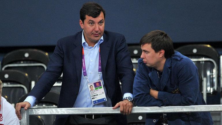Станислав Шевченко (слева). Фото Алексей Иванов