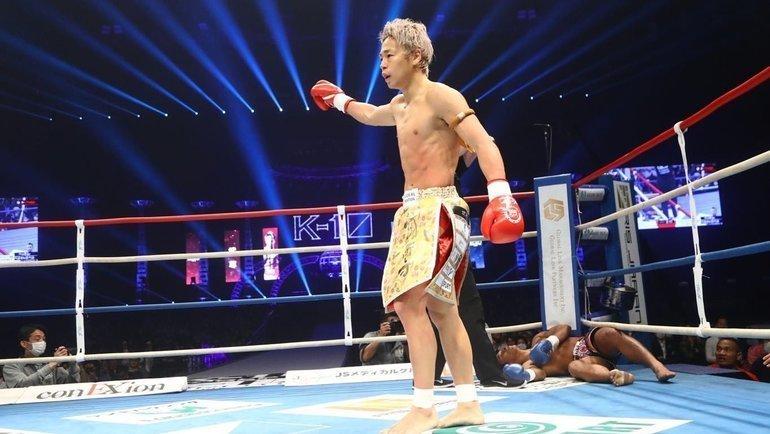 22марта. Сайтама. Такеру Сегава. Фото twitter.com