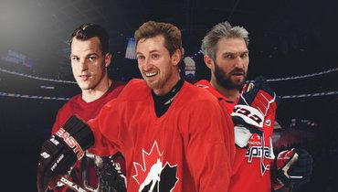 26 лет назад Гретцки стал лучшим снайпером вистории НХЛ. Сейчас заэтим рекордом гонится Овечкин