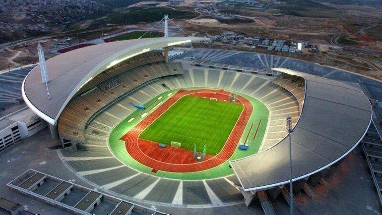 Олимпийский стадион в Стамбуле. Фото Hurriyet