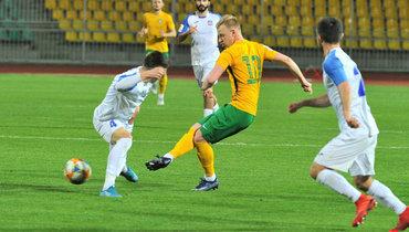 РФС проверит матч ПФЛ «Урожай»— «Интер» напредмет неспортивного характера