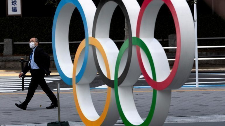 Олимпийские кольца. Фото Reuters