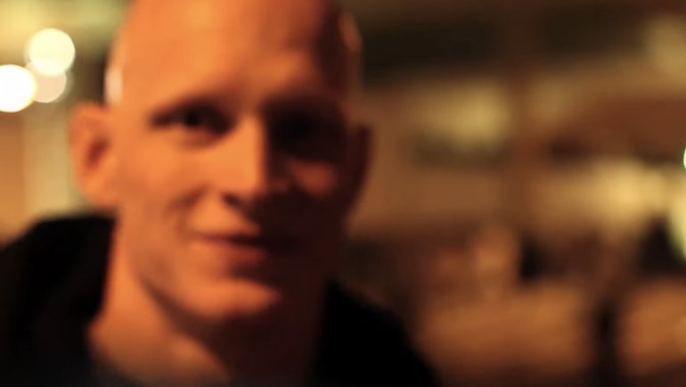 Джеймс Тони. Фото Youtube-канал FightGameTV