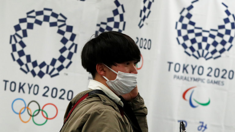 Вовторник было объявлено опереносе Олимпиады-2020. Фото Reuters