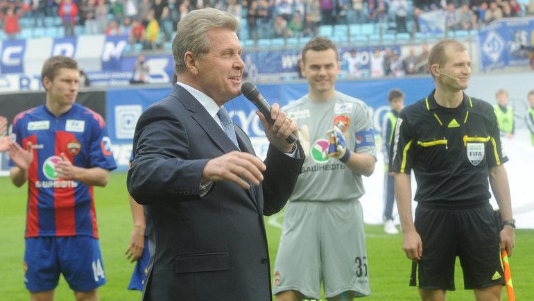 Лев Лещенко. Фото Татьяна Дорогутина
