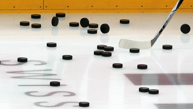 Хоккеиста Евгения Ермишина жестоко избили 16марта вгороде Видное. Фото Татьяна Дорогутина, -