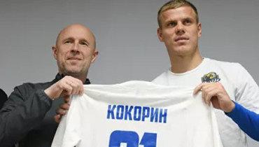 Федотов считает, что Кокорина хочет видеть всоставе каждый тренер премьер-лиги