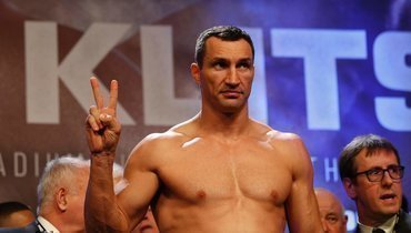 Владимиру Кличко исполнилось 44 года