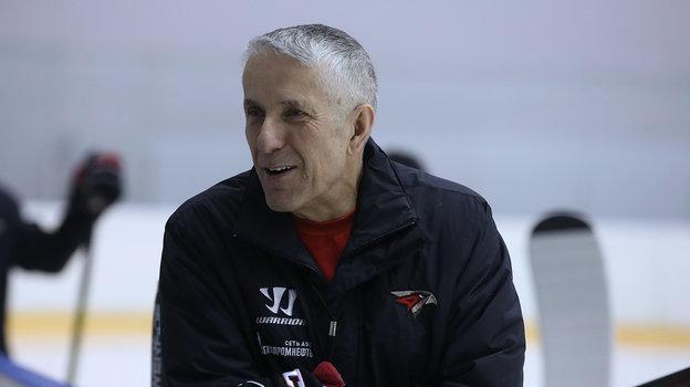 Большое интервью главного тренера Авангарда Боба Хартли обитогах сезона 2019-2020