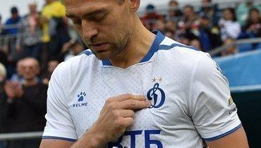 Панченко считает, что пауза из-за коронавируса ненаруку «Динамо»
