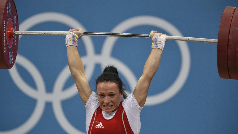 Кристина Йову. Фото AFP