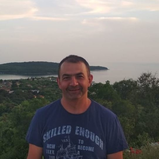 Алексей Тупицын. Фото Facebook