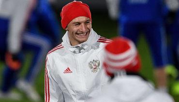 Черчесов оценил игру Чалова внынешнем сезоне