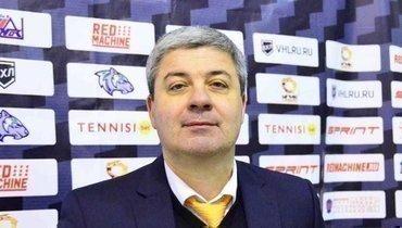 Леонид Тамбиев.