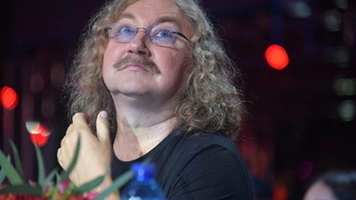 Игорь Николаев. Фото «Комсомольская правда»