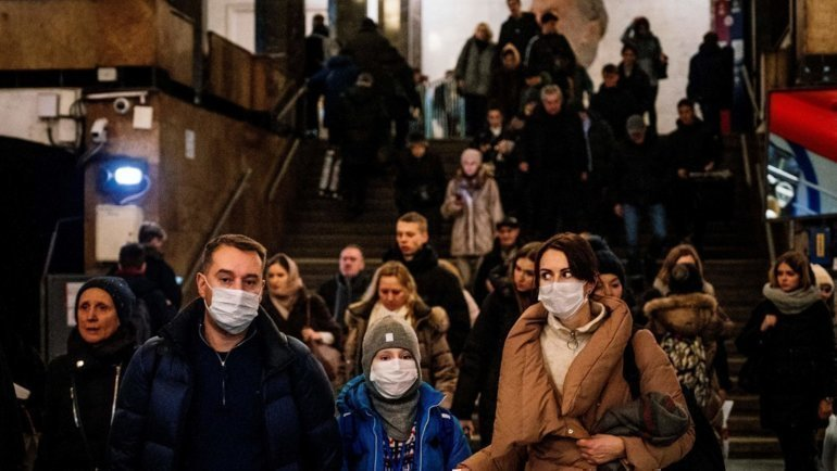 Угроза пандемии коронавируса. Фото Reuters
