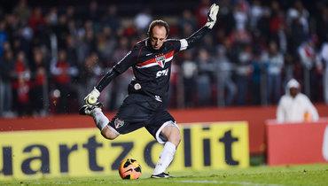 9 лет назад вратарь «Сан-Паулу» Рожериу Сени забил 100-й гол вкарьере