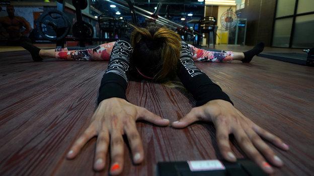 10 советов для поддержания себя в физической форме. Фото Reuters