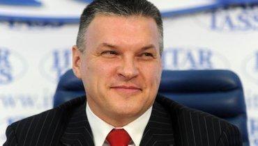 Евгений Пашутин: «Важно, чтобы «Локомотив-Кубань» остался натретьем месте. Мымогли побороться заЕвролигу»