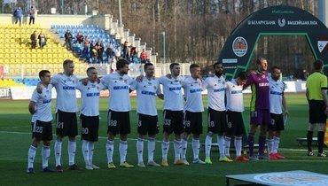 «Торпедо-БелАЗ» победило «Белшину», вматче сыграли пять россиян
