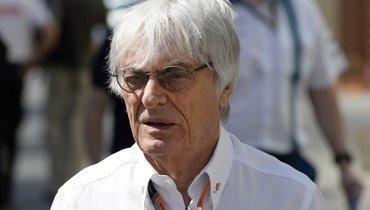 Экклстоун неверит, что чемпионат «Формулы-1» состоится