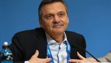 «Ориентируемся на2023-й год». ИИХФ непланирует переносить чемпионат мира вРоссии
