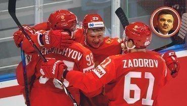 «Россия вмоем сердце». Большое интервью Фазеля— оботменеЧМ иКубка Гагарина ипродолжении сезона НХЛ
