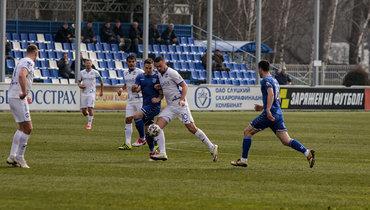 28марта. Слуцк. «Слуцк»— «Динамо-Брест» 0:1.