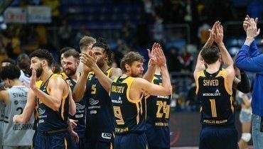 «Химки» могут признать чемпионами Единой лиги ВТБ всвязи сдосрочным завершением чемпионата.