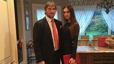 Жена Овечкина— Александру: «Где мой бифштекс?»